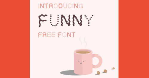 Home page of Free Fun Font